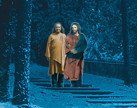 Парамаханса Йогананда и Иисус Христос –  Paramhansa Yogananda and Jesus Christ