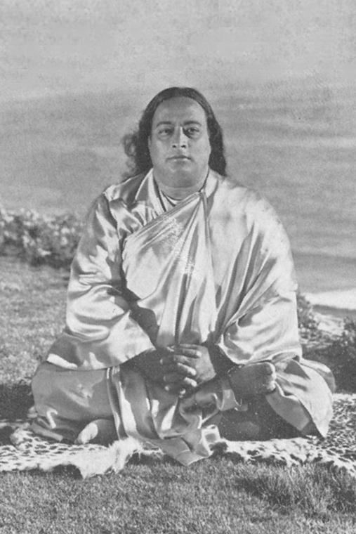 Парамаханса Йогананда – Премаватар – Мастер Крийя Йоги – Paramhansa Yogananda – Premavatar – Kriya Yoga Master